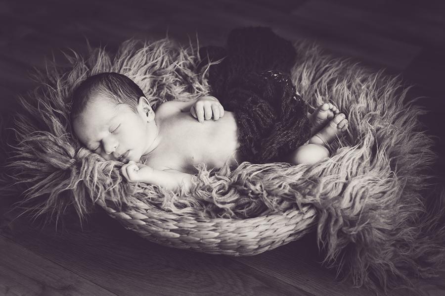 newborn Filipek Jurka